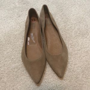 Frye Shoes - NEW never worn Frye flats